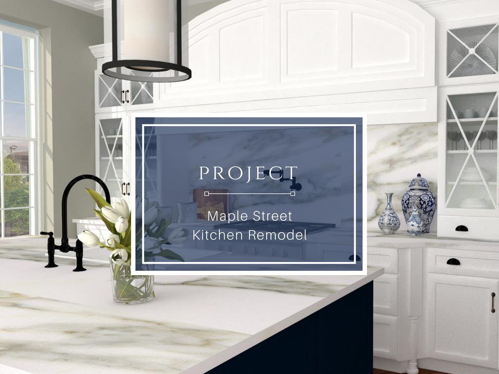Maple Street Kitchen Remodel