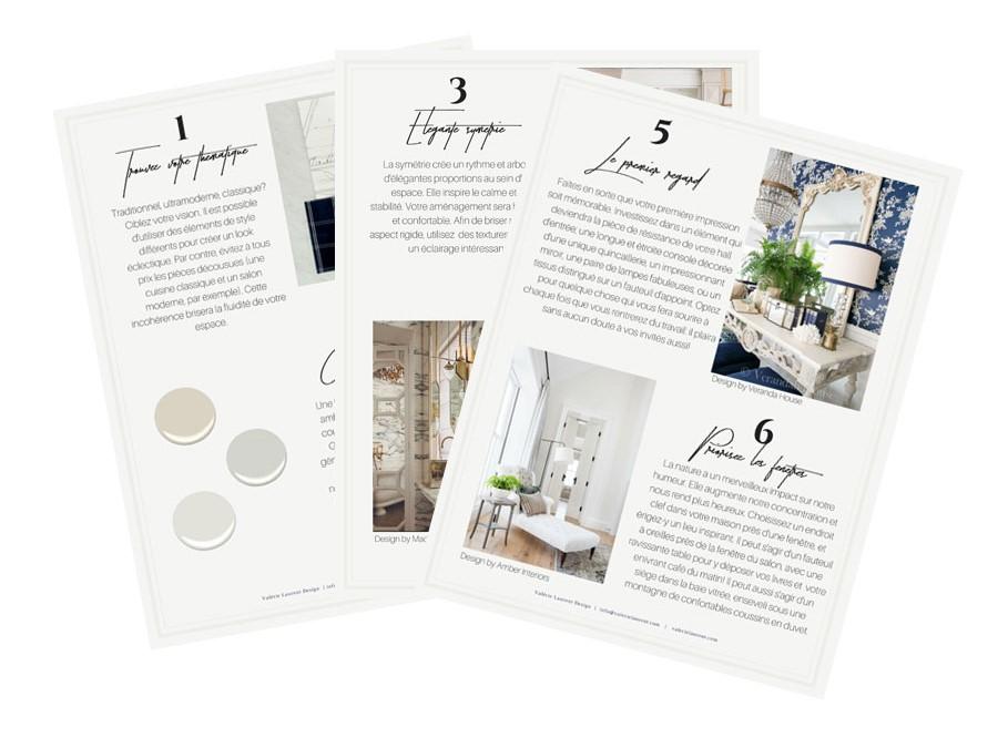 Valerie Laurent Design Free EBook