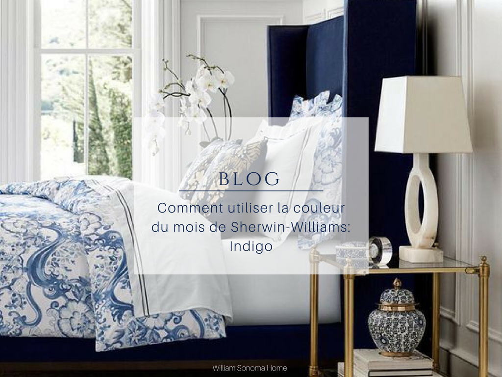 Sherwin Williams Indigo SW6531 Color 2018