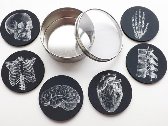 Coasters Amatomy Artaltered