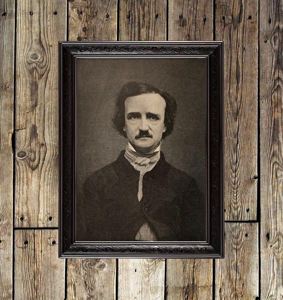 Edgar Allen Poe Medieval Occult Craft