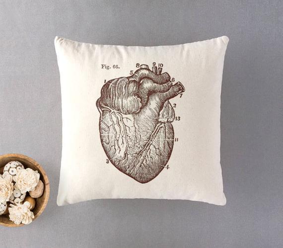 heart pillow halloween decoration decor
