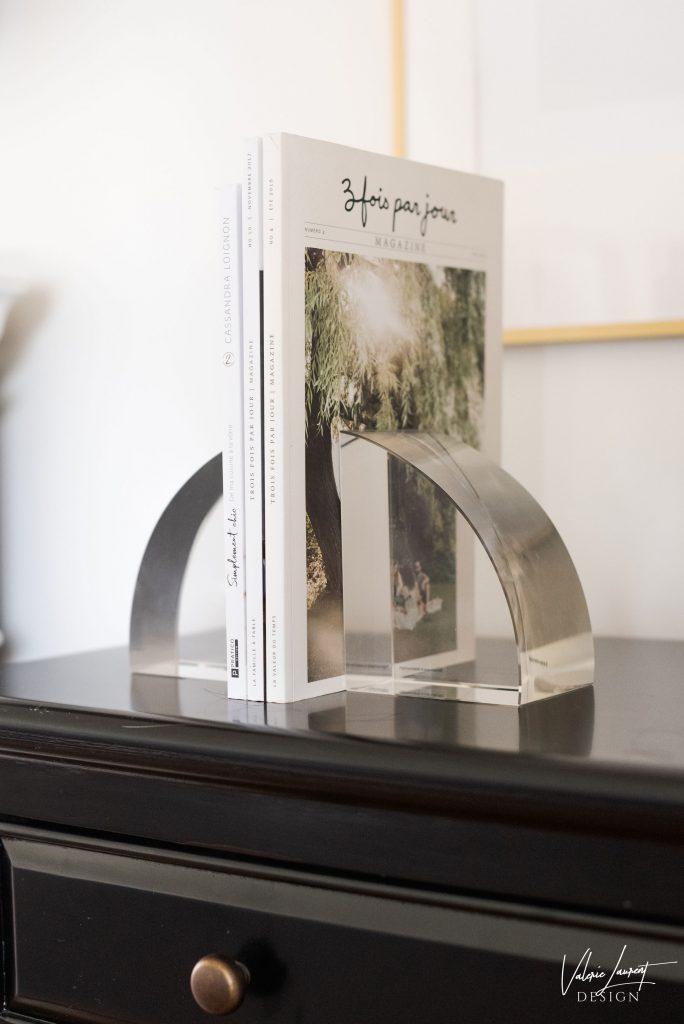 Valerie Laurent Design Salon classique transitionnel