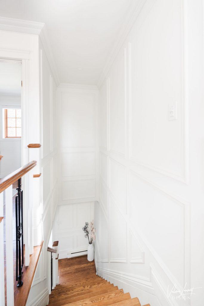 Valerie Laurent Design Moulures Entrée Vestibule