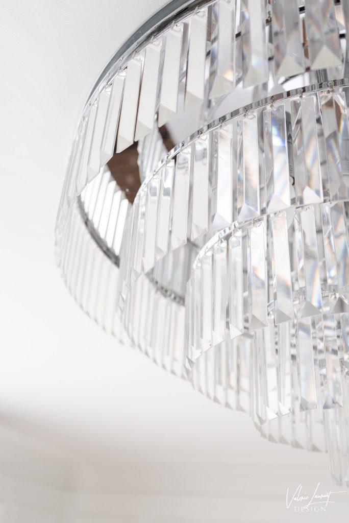 Valerie Laurent Design Chambre des maitres classique moulures